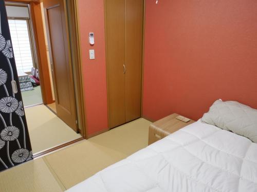二樓洋式房 雙人床